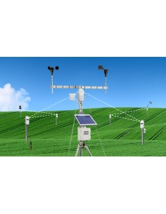 Sistema HOBOnet Sensores...